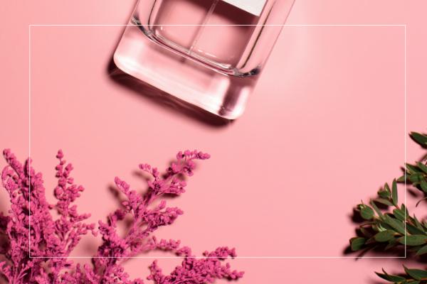 Skønne blomster parfume til hende